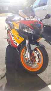 2004 cbr 600rr in great condition