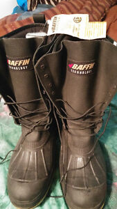 Men winter work boots