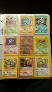 Vintage Pokemon Collection -- $125