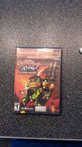 Ratchet and Clank Up Your Arsenal PS2