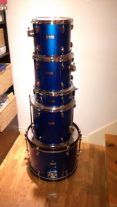 5-Piece Drum Kit - Shells Only - OBO
