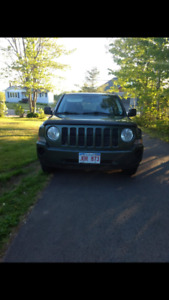 2009 jeep patriot for parts