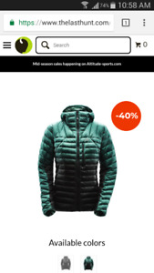 New Women's North Face Jacket
