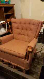 Comfy Rocking Chair, Great condition