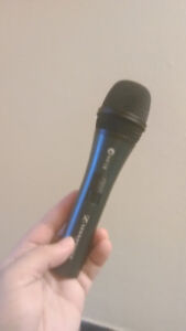 sennheiser E 845 S II microphone. 50 obo. Great for stage/studio