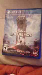 Star wars battle front ps4  West Island Greater Montréal image 1