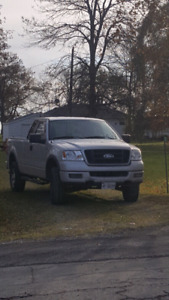 2005 Ford F-150 FX4 4X4 Supercab Price Drop!