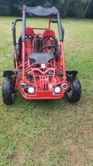 Trail Blazer Midi XRX 200cc buggy with reverse Penrith Penrith Area Preview