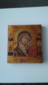 Russian Icon 19th Century