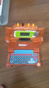 Lightning McQueen Learning Laptop Kitchener / Waterloo Kitchener Area image 2