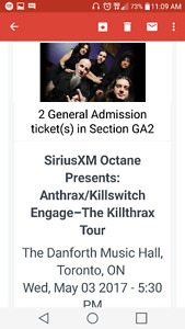 Anthrax Killswitch Engage