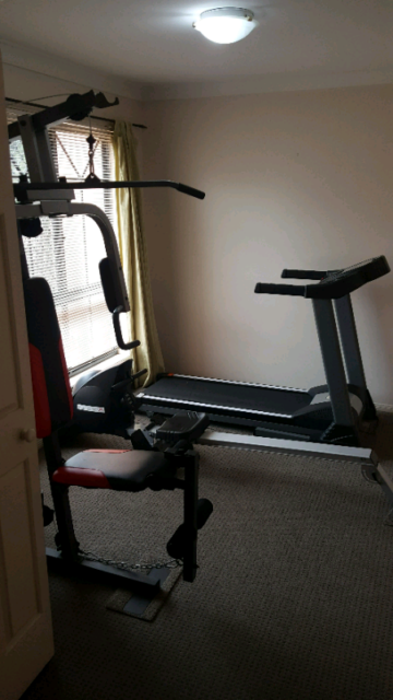 Home gym set excellent condition gym fitness gumtree
