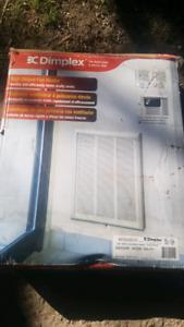 Dimplex 3000W Wall Heater