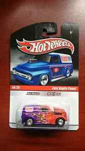 HOT WHEELS FORD ANGLIA PANEL REAL RIDERS #14/25
