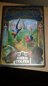 Chis Colfer's The Wishing Spell (The Land of Stories 1 ) New
