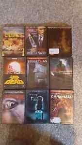 Lot of horror DVDs for sale St. John's Newfoundland image 1