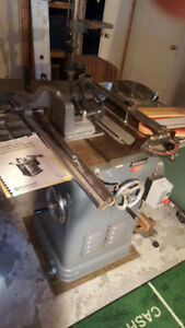 """ROCKWELL UNISAW 10"""" Tablesaw"""