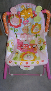 Fisher Price Vibrating/Rocking chair