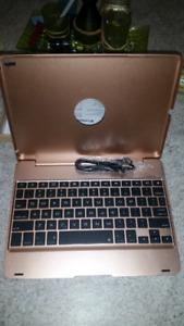 Wireless ipad keyboard