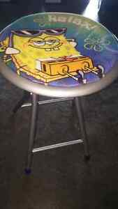 Sponge Bob Stool London Ontario image 2