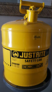 Justrite Safety Can $30.00