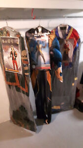 New Superhero & Theatrical Quality Costumes, Make Offers
