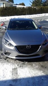 Transfer de location  Mazda3