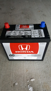 HONDA BATTERY CLEAN CONDITION CALL 519-673-9819