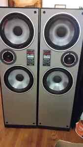 SPL 4000 Floor Standing Speakers