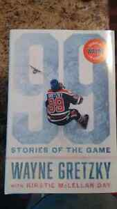 Gretzky 99 stories of the game book