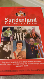 Safc book AS NEW