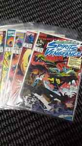 Marvel comics....spirits of vengeance Windsor Region Ontario image 1