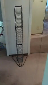 CD rack / stand / holder - floor standing or wall mount