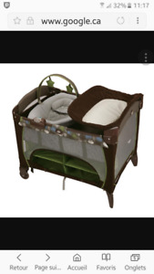 """Parc Graco """"Pack & Play"""""""
