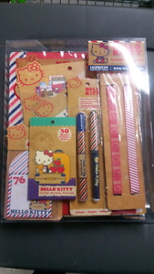 Brand New Hello Kitty Scrap Booking Kit