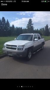 Fully Loaded Chevrolet Avalanche 195km