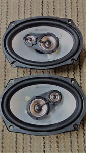 Soundstream SF-693T 100W 6X9 Speakers
