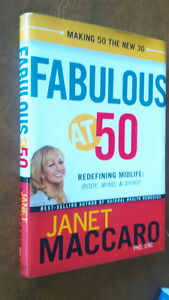 Fabulous at 50, Janet Maccaro; Marty's Top 10, Marty Copeland Kitchener / Waterloo Kitchener Area image 2