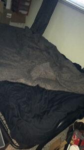 Metal futon