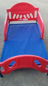 Car shaped toddler beds with mattress (3)