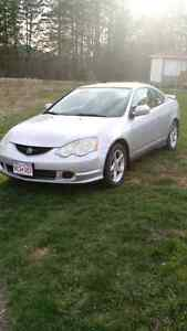 Reduced to sell! Acura RSX 2003