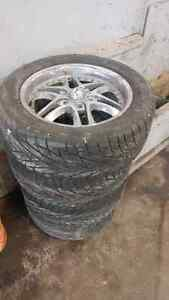 American Racing 20 rims brand new tires