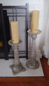 Partylite Candle Pillars
