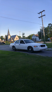 Police cars crown Victoria mint!!!
