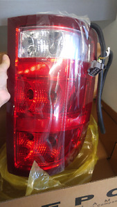 New AM Right Tail Lamp Assy