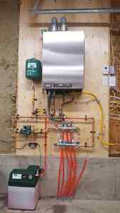 Smart Elements Heating and cooling  Cambridge Kitchener Area image 2