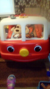 Fire truck toddler bed with or with out mattress