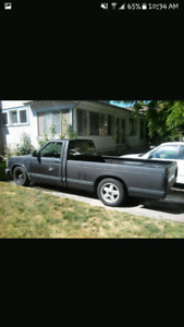 Wanted: chevy s10, gmc s15, sonoma