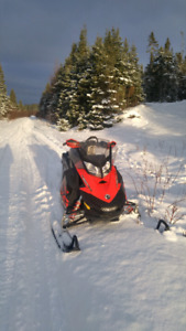 2011 Skidoo Backcountry 600 etec