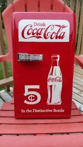 Coke Cola Mini Fridge